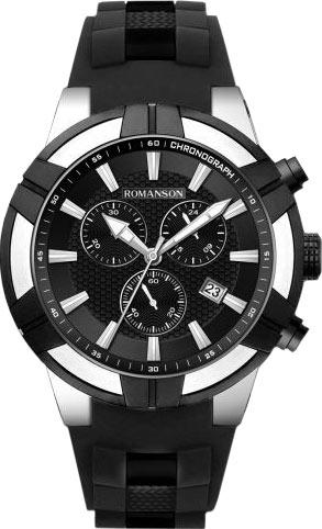 Мужские часы Romanson TL8A37HMD(BK)