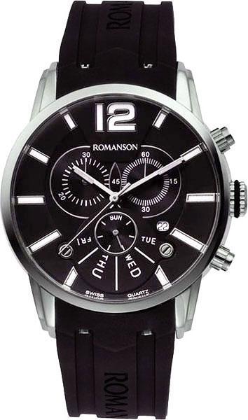 Мужские часы Romanson TL9213HMD(BK) интерком система superlux hmd 660x