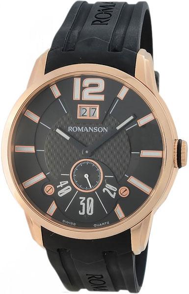 Мужские часы Romanson TL9213MR(BK)