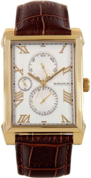 Мужские часы Romanson TL9225MG(WH) romanson tl 9225 mr wh