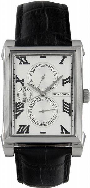 Мужские часы Romanson TL9225MW(WH) цены онлайн