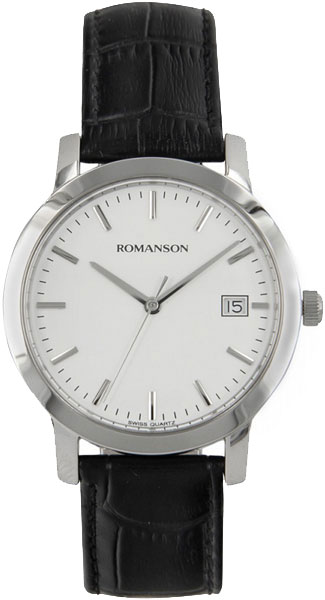 Мужские часы Romanson TL9245MW(WH) все цены