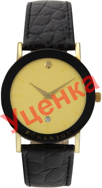 Женские часы Romanson TL9963MG(GD)-ucenka женские часы romanson rm9a23llg gd