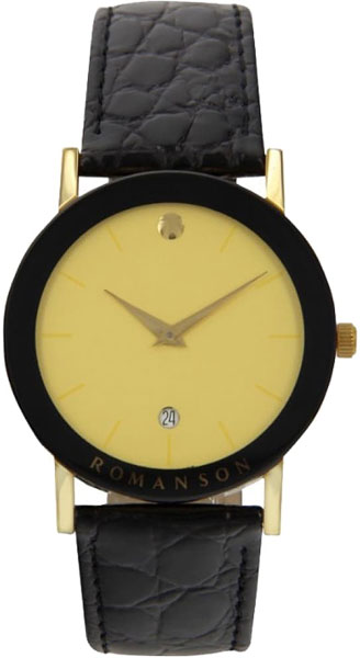 Женские часы Romanson TL9963MG(GD) romanson часы romanson tl0226sxg gd коллекция adel