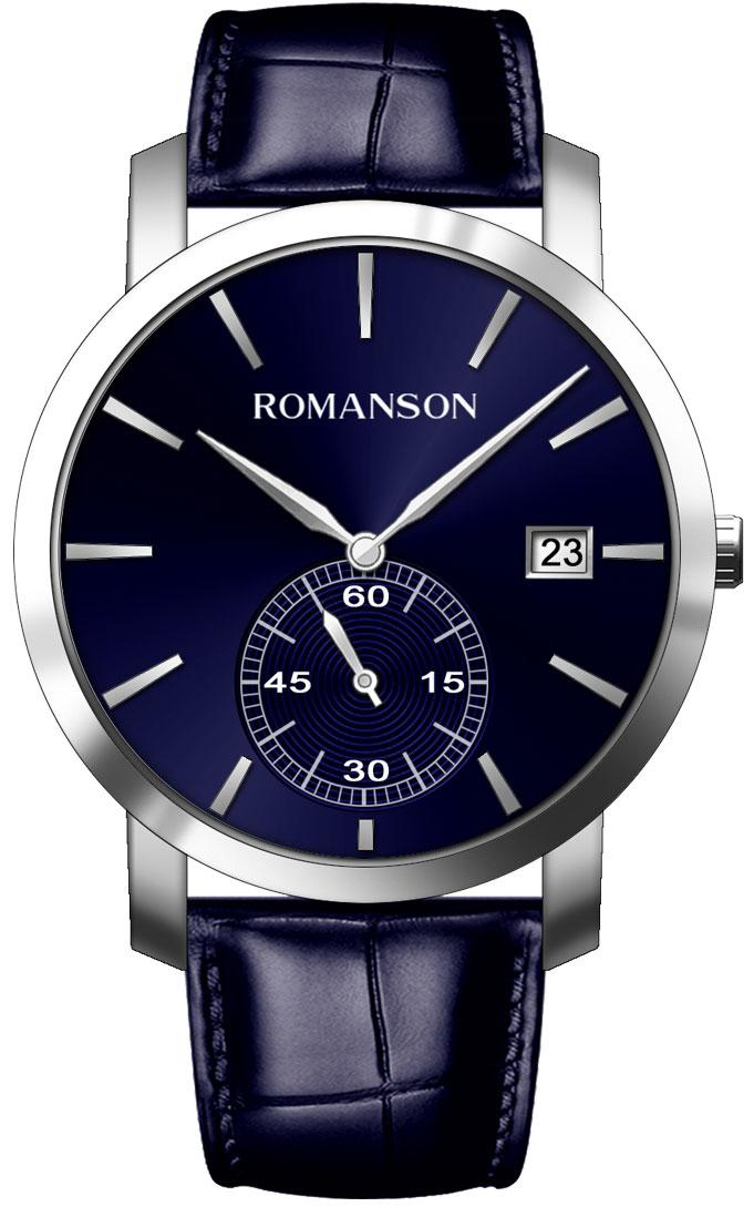 Мужские часы Romanson TL9A26MMMW(BU)