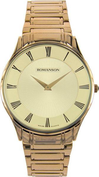 Мужские часы Romanson TM0389MG(GD) цена и фото