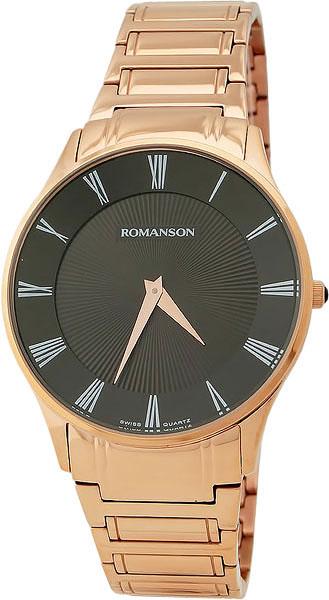 Мужские часы Romanson TM0389MR(BK) romanson tm 0390 mr bk
