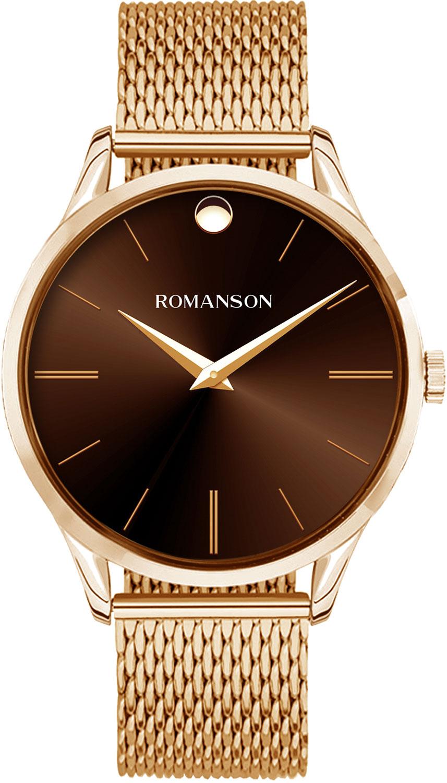 Мужские часы в коллекции Adel Мужские часы Romanson TM0B06MMR(BN) фото