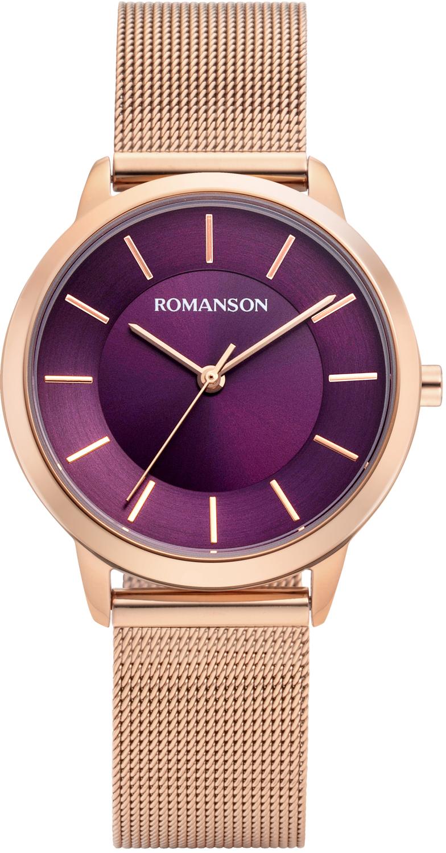 Женские часы Romanson TM0B09LLR(WN)