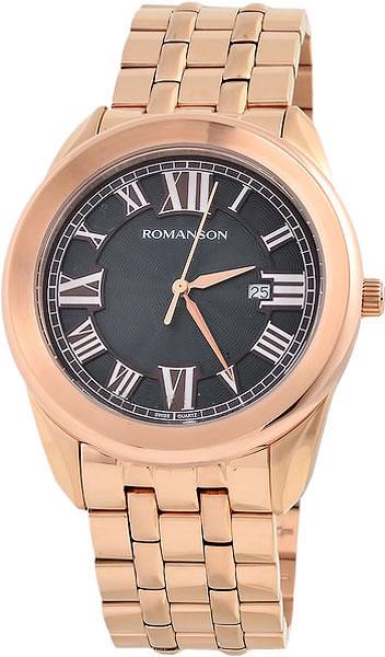 Мужские часы Romanson TM2615MR(BK) romanson tm 0390 mr bk