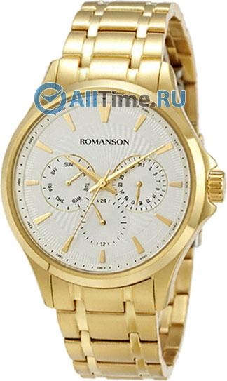 Мужские часы Romanson TM4222FMG(WH) от AllTime