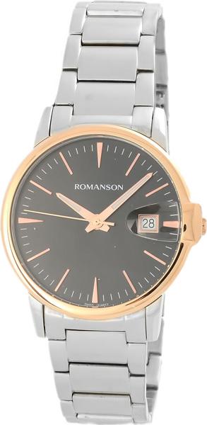 где купить Мужские часы Romanson TM4227MJ(BK) по лучшей цене