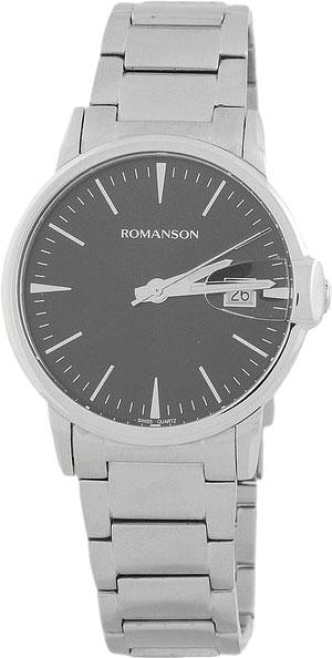 Мужские часы Romanson TM4227MW(BK) crocus elite crocus elite b99600 27