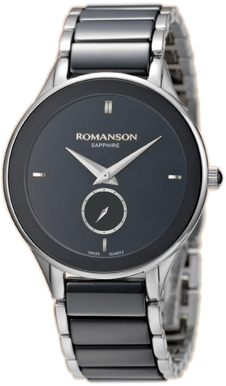 Женские часы Romanson TM4236CLW(BK)