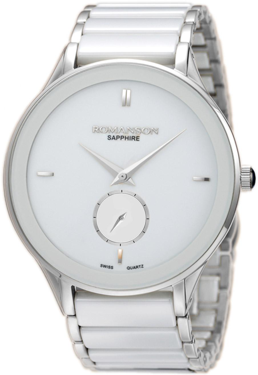 Мужские часы Romanson TM4236CMW(WH)