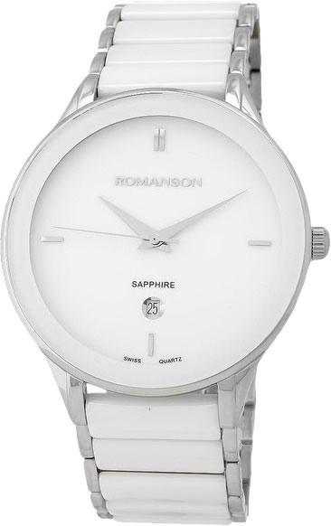 Женские часы Romanson TM4236LW(WH)