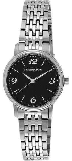 Женские часы Romanson TM4259LW(BK) цена и фото