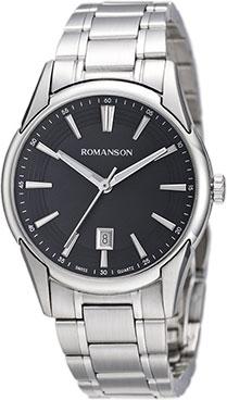 Женские часы Romanson TM5A20LW(BK)