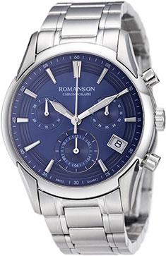Женские часы Romanson TM5A21HLW(BU)