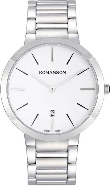 Мужские часы Romanson TM6A08MMW(WH) все цены