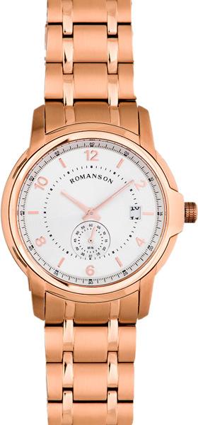 Купить Мужские Часы Romanson Tm6A21Jmr(Wh)