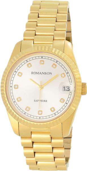Мужские часы Romanson TM6A28MMG(WH)