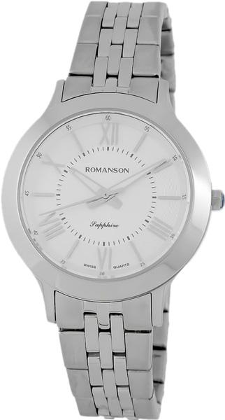 Женские часы Romanson TM7A05LLW(WH) купить часы мальчику 7 лет