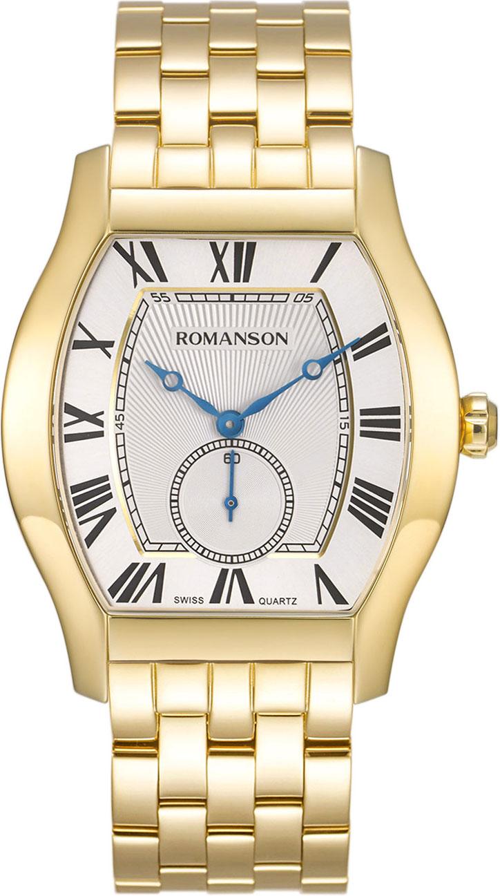 Мужские часы Romanson TM7A14MMG(WH) цена
