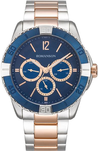 Мужские часы Romanson TM7A15FMJ(BU) все цены