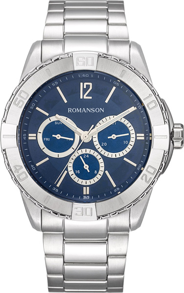 цена на Мужские часы Romanson TM7A15FMW(BU)