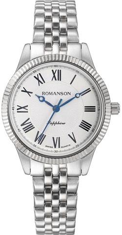 Женские часы Romanson TM7A19LLW(WH) все цены
