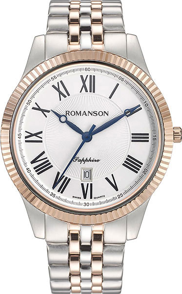 Мужские часы Romanson TM7A19MMJ(WH)