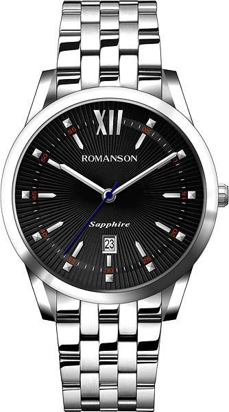 Женские часы Romanson TM7A20LLW(BK)