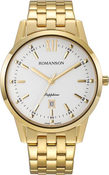 Мужские часы Romanson TM7A20MMG(WH)