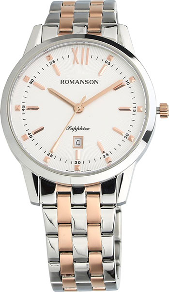 Мужские часы Romanson TM7A20MMJ(WH)