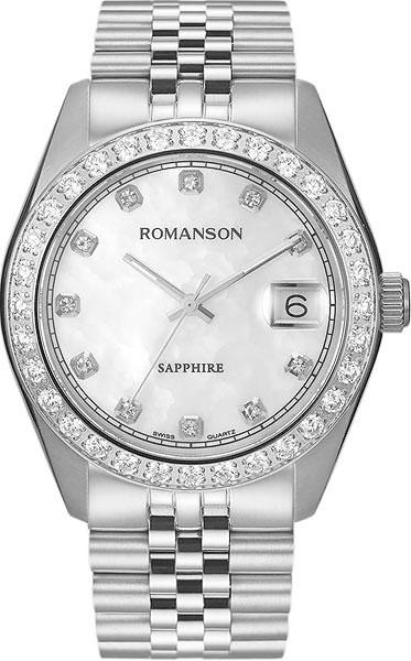 Мужские часы Romanson TM7A23QMW(WH)