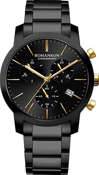 Мужские часы Romanson TM8A19HMB(BK) мужские часы romanson tm8a19hmb bk