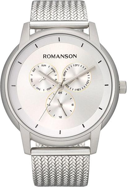 Мужские часы Romanson TM8A22FMW(WH)