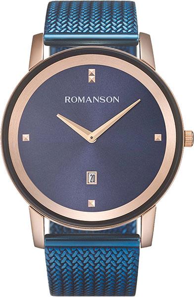 цена Мужские часы Romanson TM8A23MMR(BU)