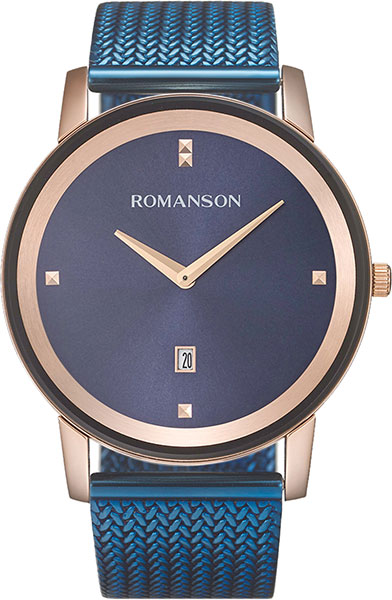 Мужские часы Romanson TM8A23MMR(BU)