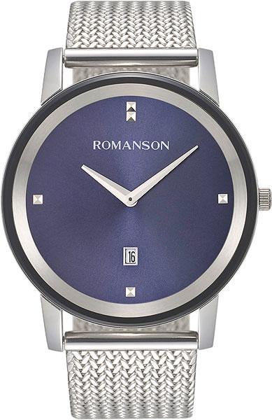цена на Мужские часы Romanson TM8A23MMW(BU)