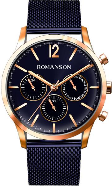 Мужские часы Romanson TM8A34FMR(BU) maxi cosi адаптер для автокресла zoom 360 maxi cosi