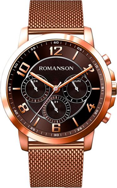 Мужские часы Romanson TM8A36FMR(BN)