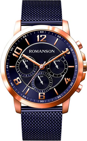 Мужские часы Romanson TM8A36FMR(BU)