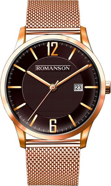 Мужские часы Romanson TM8A40MMR(BN)