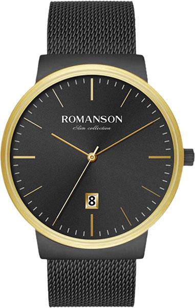 Мужские часы Romanson TM8A43MMF(BK)