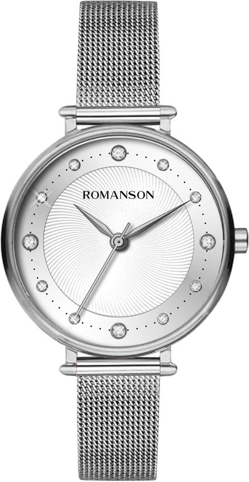 Женские часы Romanson TM8A45LLW(WH)