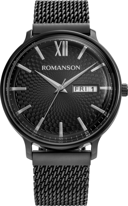 Мужские часы Romanson TM8A49MMB(BK)