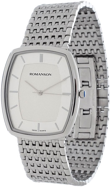 Мужские часы Romanson TM9258MW(WH) цена
