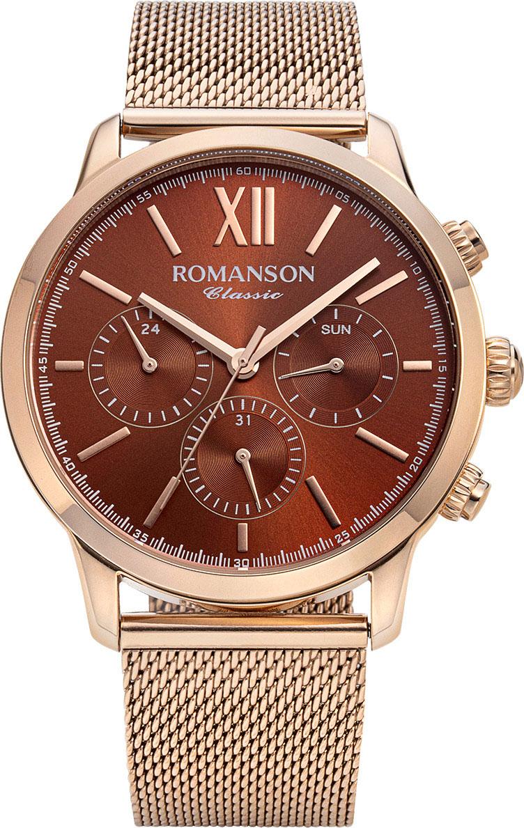 Мужские часы в коллекции Adel Мужские часы Romanson TM9A22FMR(BN) фото